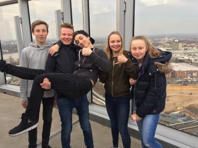 Klassenfahrt Köln 2017
